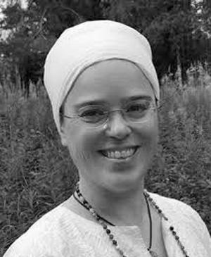 Kundaliniyogalärare Anne Hauser sekreterare