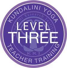 Kundaliniyoga Teacher Training Level 3