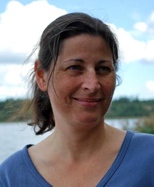 Kundaliniyogalärare Charlotte Åström