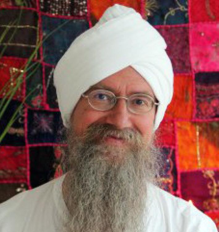 Kundaliniyogalärare Guru Dharam