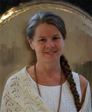 Kundaliniyogalärare Birgitta Hedman