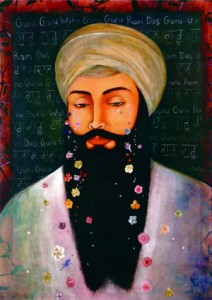 Sadhana på Guru Ram Das födelsedag