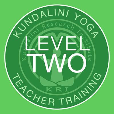 Kundaliniyogalärare Level 2 - Vitality and Stress