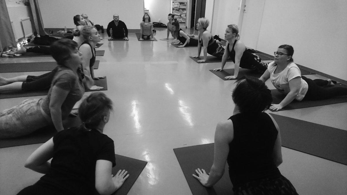 Yogaworkshop i Jokkmokk