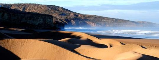 Kundaliniyoga & Trekking in Morocco