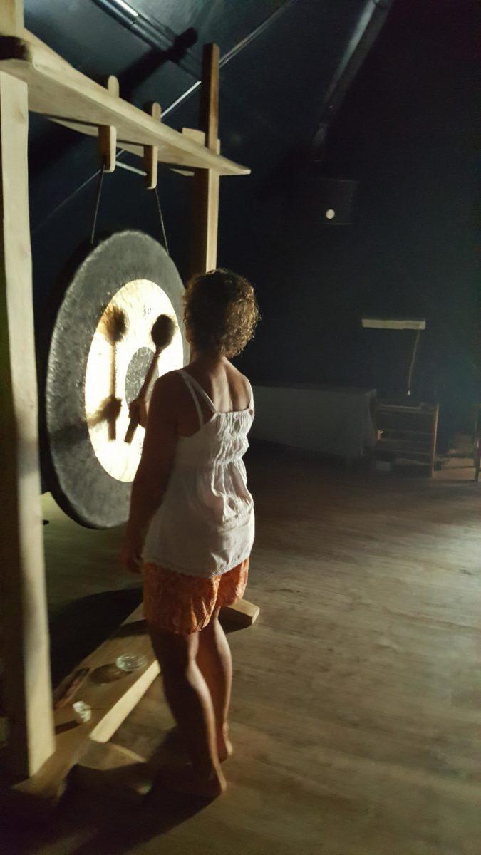 Gongavslappning i Sollefteå