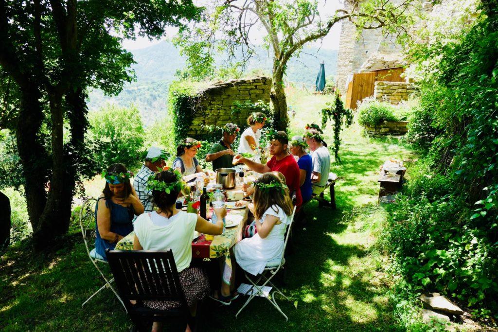 Yogaretreat i Toscana