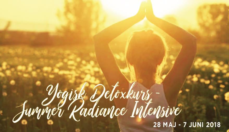 Summer Radiance Intensive – Yogisk detoxkurs
