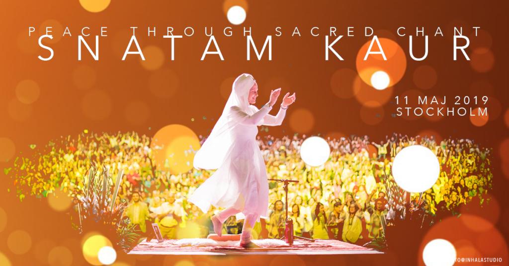 Snatam Kaur - Peace through Sacred Chant - konsert
