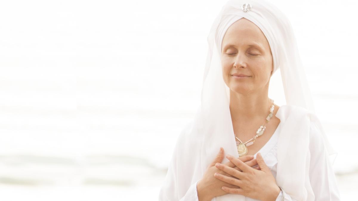 Hjärtats sång - genom kundaliniyoga och heligt ljud - Snatam Kaur
