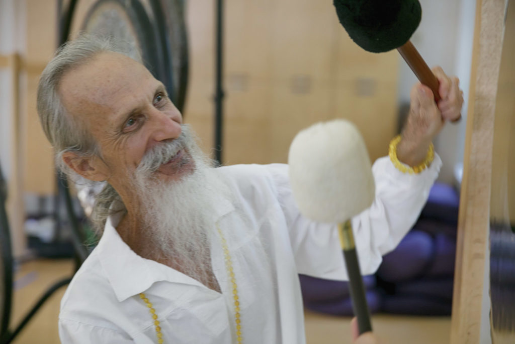 Advanced Gong Training with Mehtab Benton