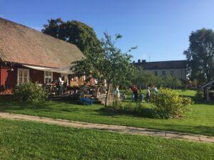 Våryoga-retreat på Ängsbacka