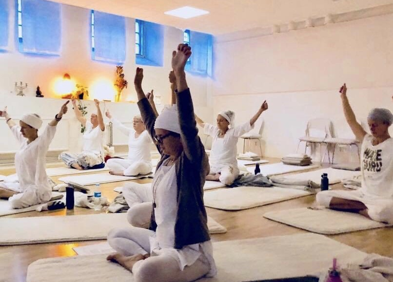 Workshop med Amrit Singh: Open hearts & outstretched hands