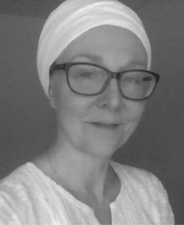 Kassör Annika Sjöström