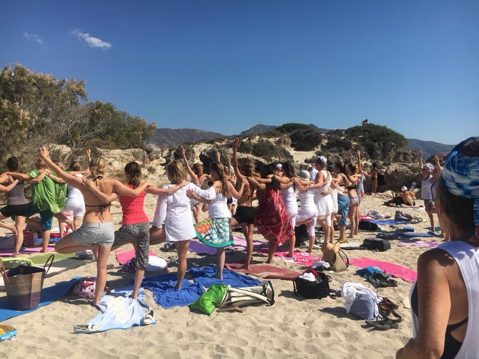 Lifecycles and Lifestyles på Kreta!