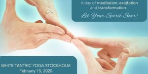 Vit Tantrisk Yoga Stockholm