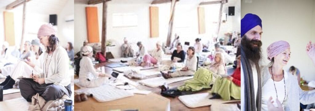 KRI Kundalini Yoga Teacher Training Level 1 Karlstad