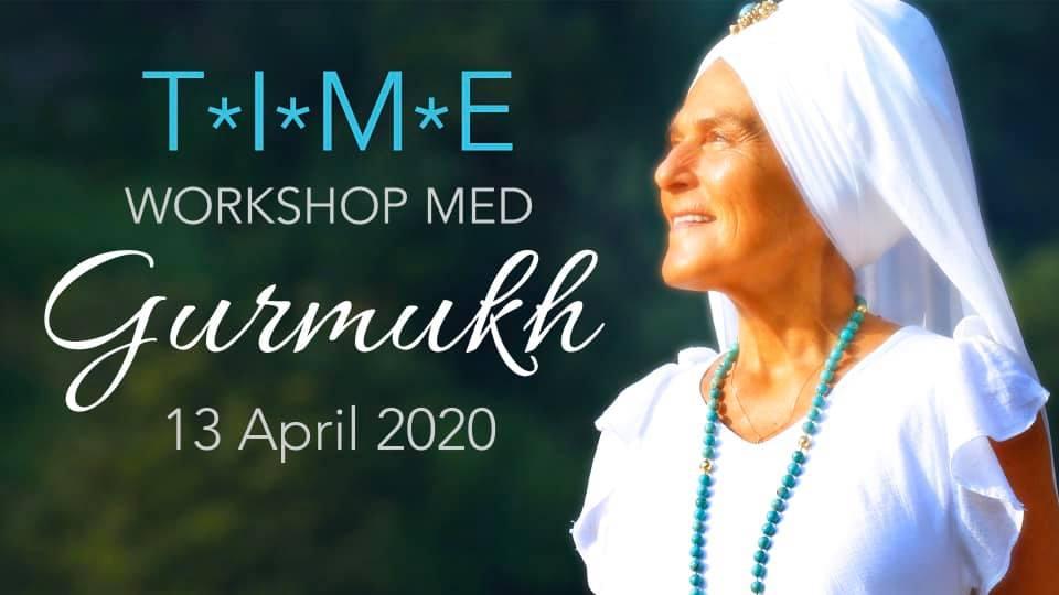 T*I*M*E workshop with Gurmukh