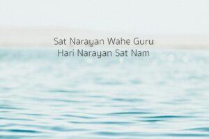 Sat Narayan 2.5 timmes meditation