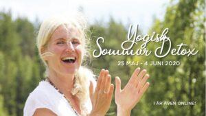 Yogisk Sommardetox (online + på plats)