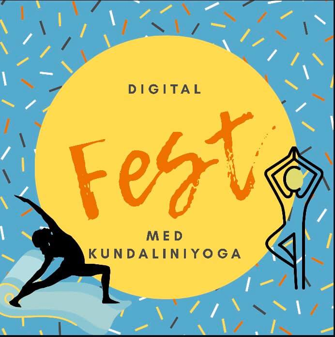 Digital fest med Kundaliniyoga!